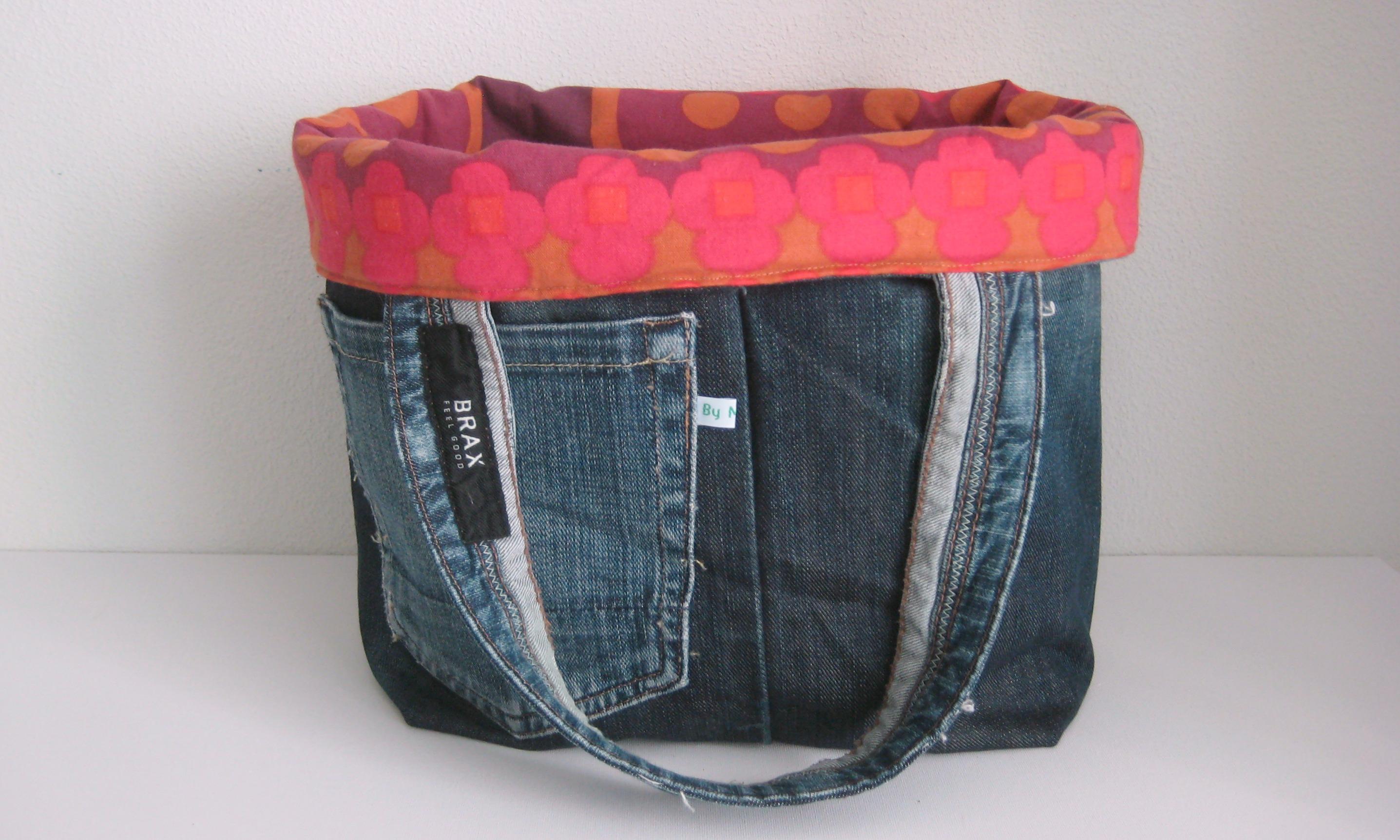 jeans tas bymiekk recycle 35