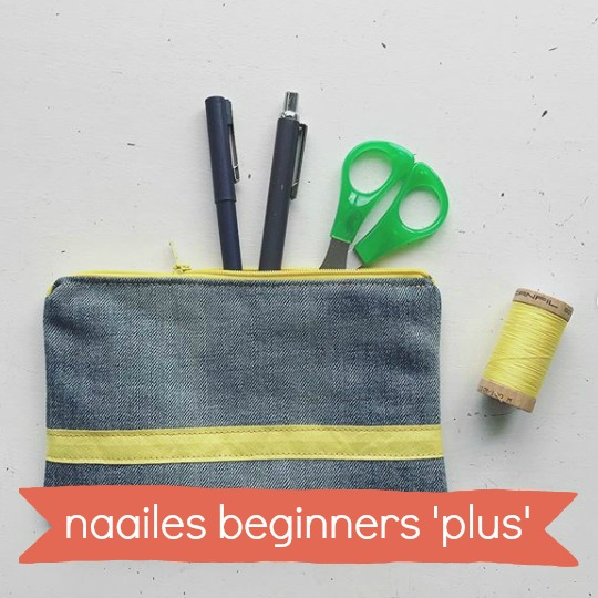 Naailes voor beginners 'PLUS'