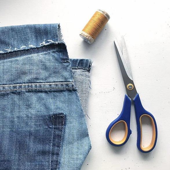 haal meer stof uit je oude kleding