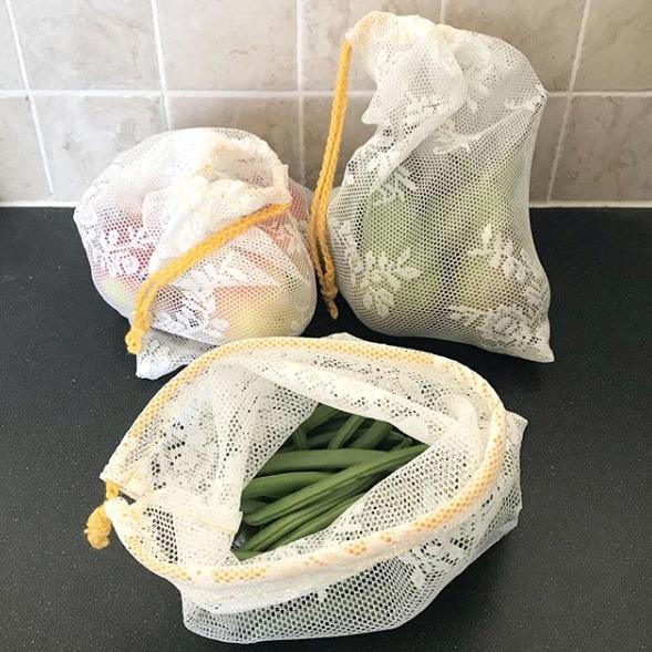 groente en fruit zakjes