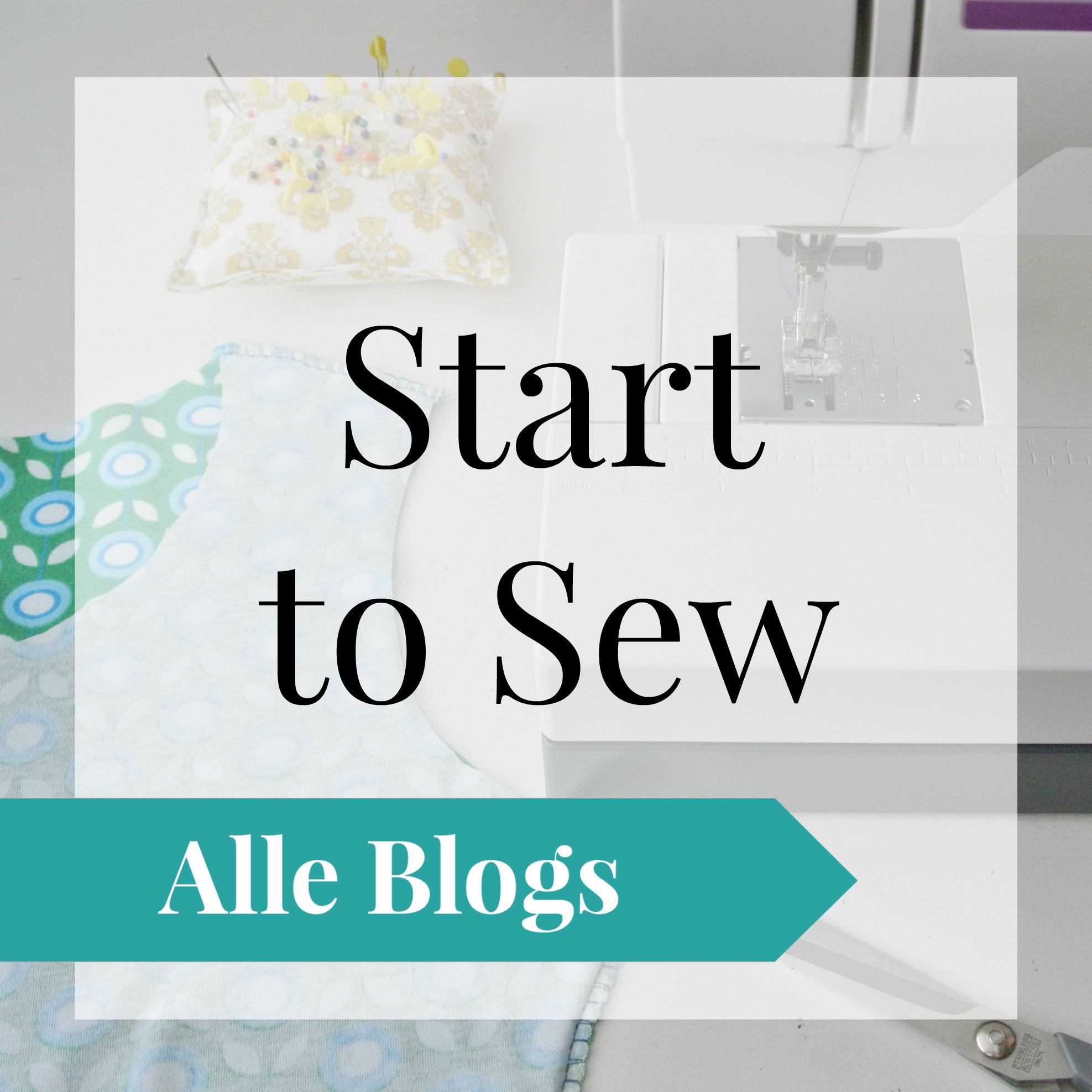 Start to sew Alle Blogs