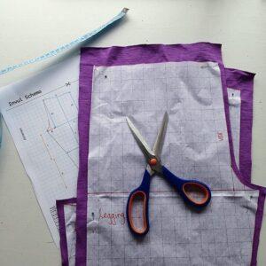 hoe maak je een legging naaipatroon