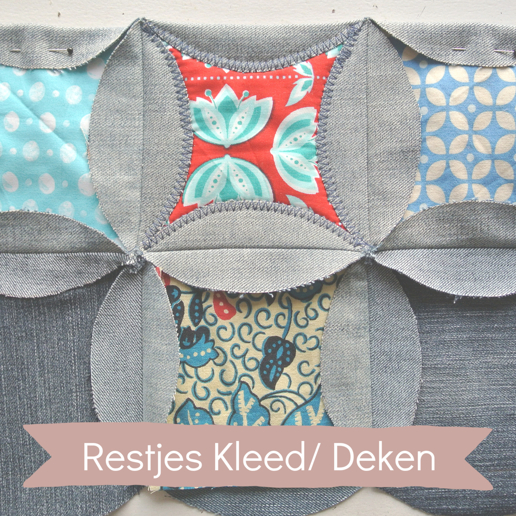 Restjes Kleed of Deken
