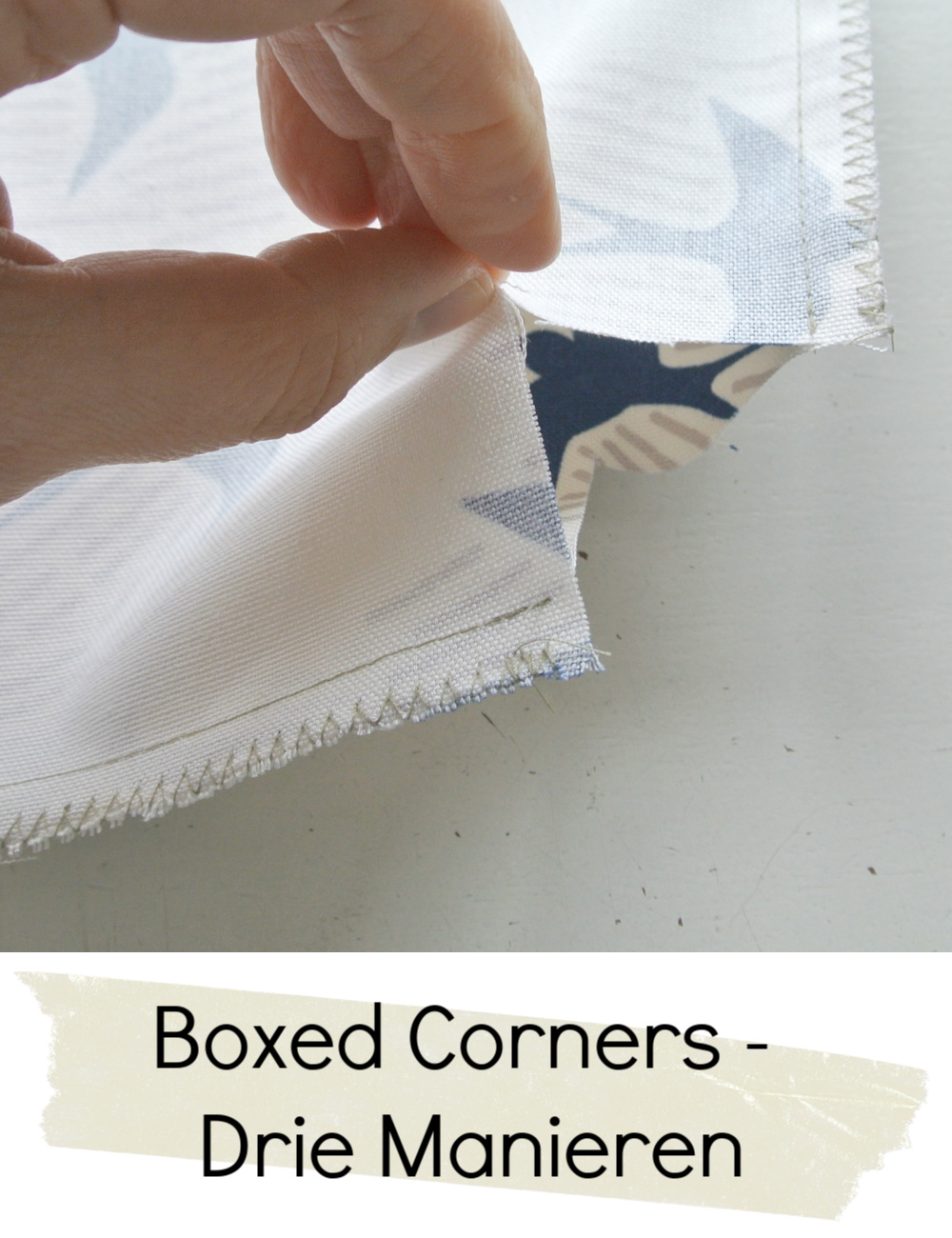 Tutorial Boxed Corners