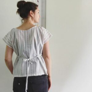3 in 1 NaaiPatroon – Bloome Blouse