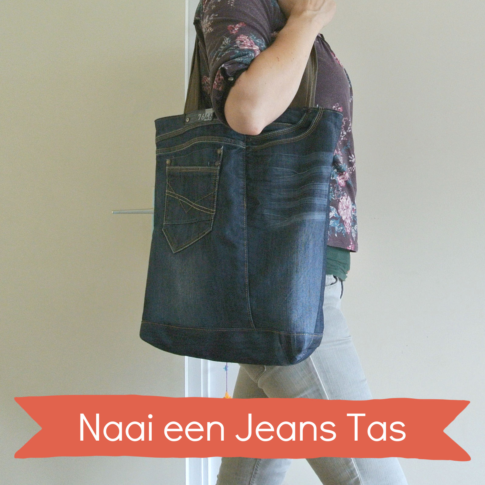 jeans tas cursus