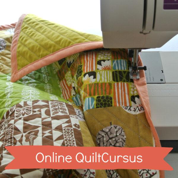 online cursus quilten voor beginners