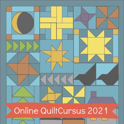 online quilt cursus 2021