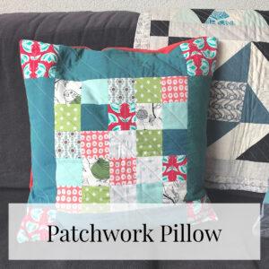 NaaiPatroon Patchwork Pillow