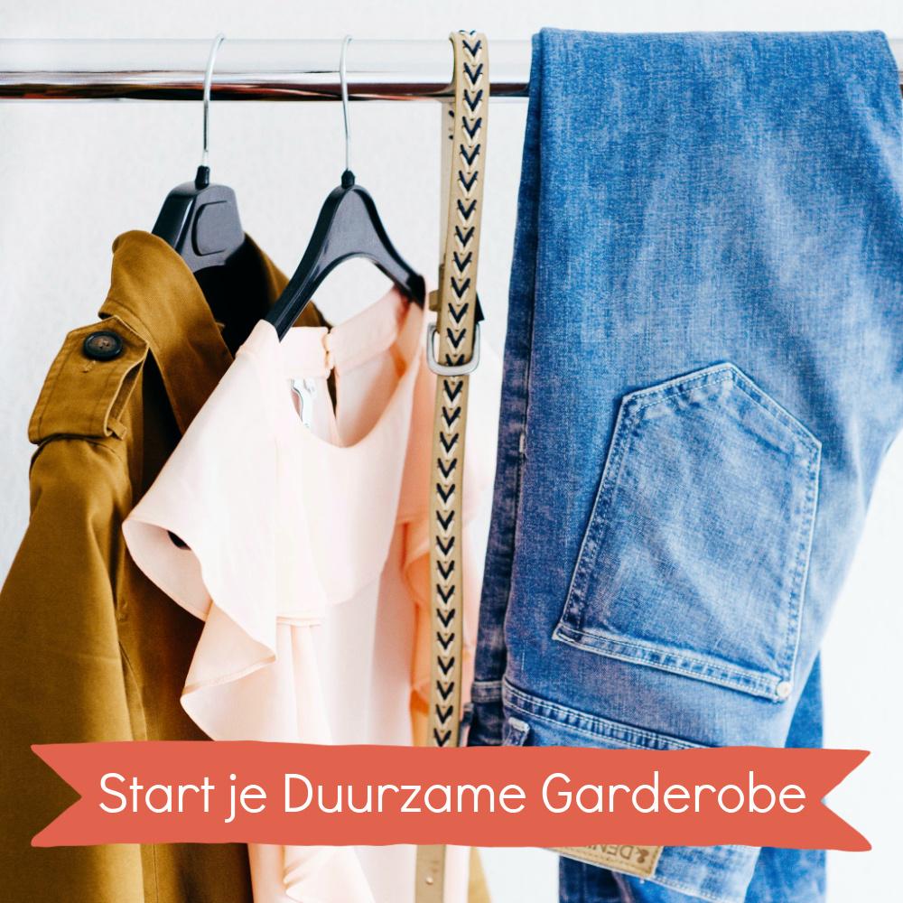 Start je Duurzame Garderobe