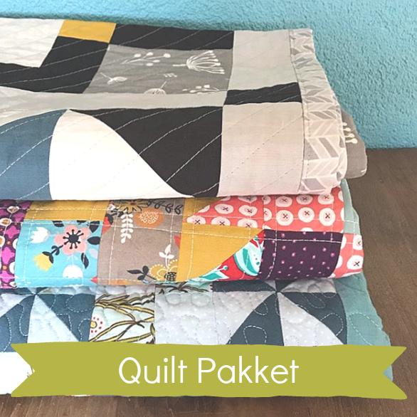 quilt pakket